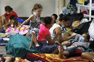 At home and away, Hondurans pitch in toward hurricane healing