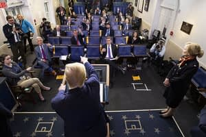White House coronavirus briefings: How much is must-see TV?