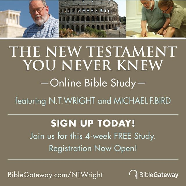 Leading Up to Easter: What You Don't Know About the New Testament Will Surprise You