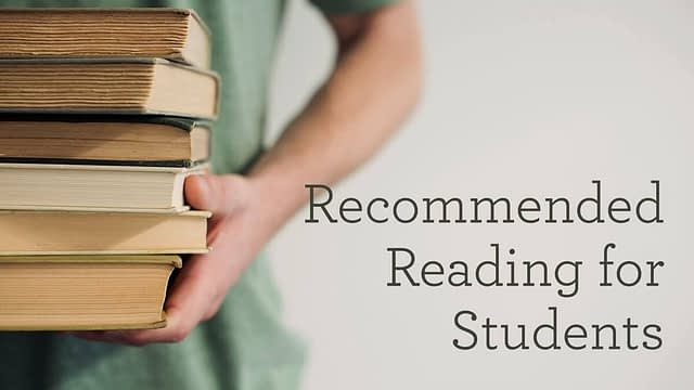 Recommended Reading for Students