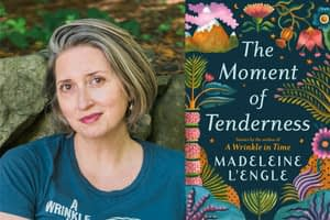 A Q&A with Charlotte Jones Voiklis, editor of 'The Moment of Tenderness'