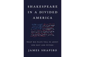 'Shakespeare in a Divided America' considers the tug-of-war over the Bard