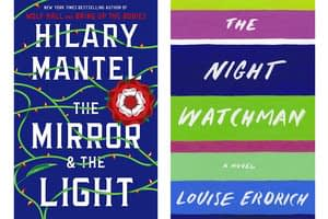 In March, a bounty of authors at the top of their games