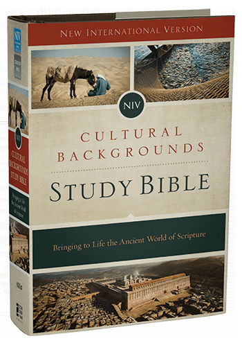 What I Learned from the Cultural Backgrounds Study Bible: An Interview with the Editor