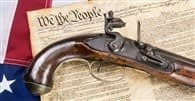This is a thumbnail for the post Should Christians View the 2nd Amendment as a Way to Resist a Rogue Government?