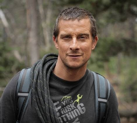 Devotional Insights on Courage by Bear Grylls