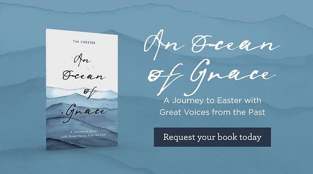 """Read Easter Meditations from """"a Great Cloud of Witnesses"""" in 'An Ocean of Grace'"""