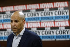 Cory Booker ends White House bid low in polls