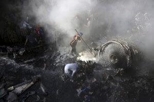Plane crash probe finds 30% Pakistani pilots hold 'fake' license