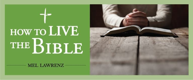 This is a thumbnail for the post How to Live the Bible — The Unchanging Providence of God