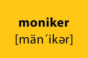 As language evolves, names change
