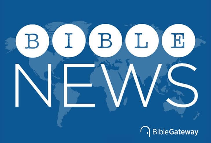 This is a thumbnail for the post Bible News Roundup – Week of December 20, 2020
