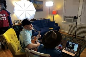 Live from anywhere: Musicians find new ways to connect with fans