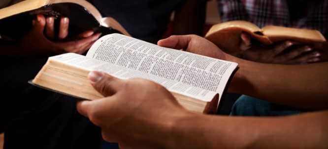 This is a thumbnail for the post COVID-19: Bible Reading Plan of Assurance