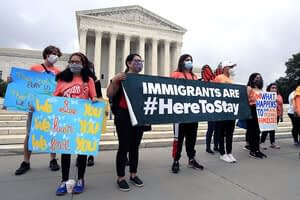 This is a thumbnail for the post How rule of law saved DACA, for now