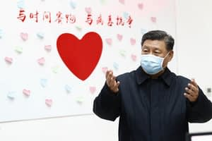 China's effort to regain trust: A 'people's war' against a virus