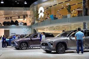 Electric vehicles near market cruising speed