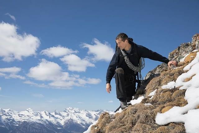Devotional Insights on Risk by Bear Grylls