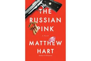 'The Russian Pink' offers jewels, thrills, and sneaky characters