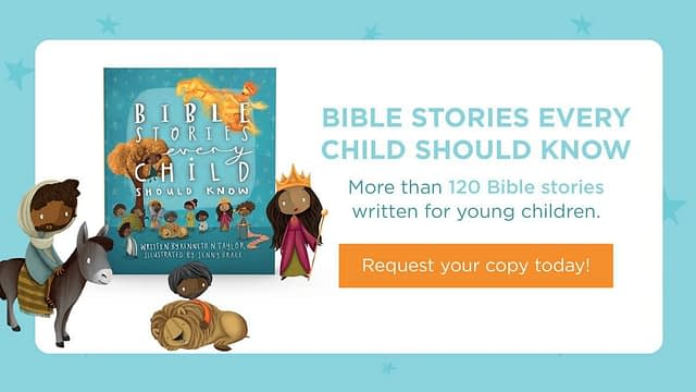 Bible StoriesYourChild Will Want to Know