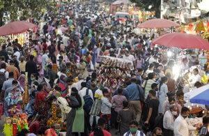 India prepares for Diwali festival, ignoring COVID concerns