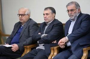 Iranian scientist killed, adding a challenge for Biden