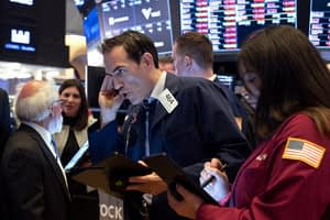 'Despite whipping out the big guns' Dow dives 2,997 points