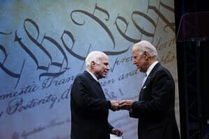 On Trump, Biden, and McCain: some observations on civility