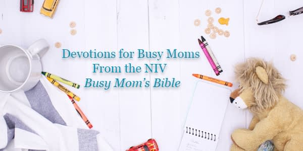 Free Devotions for Busy Moms