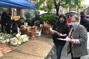 In Queens, residents become the coronavirus safety net