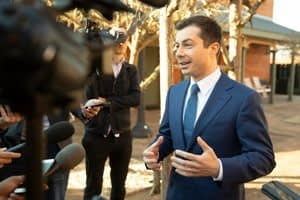 What Pete Buttigieg accomplished with his historic 2020 run