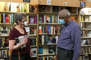 On stories of Black struggle, an iconic L.A. bookstore surges