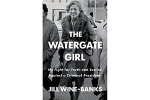 This is a thumbnail for the post Lively memoir 'The Watergate Girl' tells a prosecutor's story