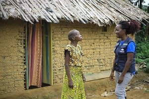 This is a thumbnail for the post Congo Ebola crisis: To fight disease, an anthropologist heals distrust
