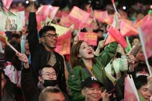 This is a thumbnail for the post Taiwan sends message of 'peace, parity, democracy' to Beijing