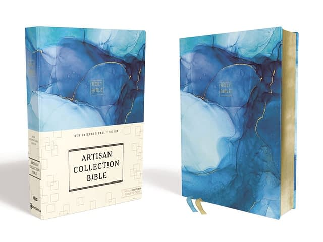 New Artisan Collection Bibles: An Interview with Olivia Joy