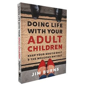 Four Guidelines to Help You Keep a Strong Relationship with Your Adult Children