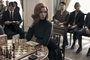 Your move: 'Queen's Gambit' offers viewers more than good chess