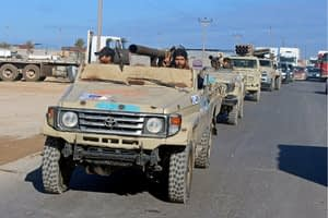 Libya: Why Arab world is scrambling to join multinational conflict